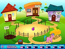 玩免费游戏 Horsey Farm