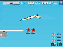 Gioca gratuitamente a High Dive Hero