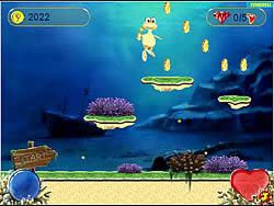 Jouer au jeu gratuit Turtle Odyssey