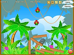 Birds Defenders game