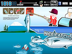 Game Sushi Fishing