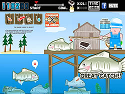 Game Fish and Serve V2