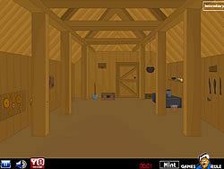 玩免费游戏 Viking House Escape
