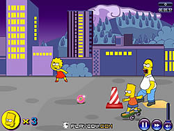 Game The Simpsons