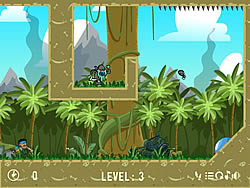 Game Jungle Wars