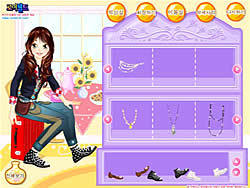 Gioca gratuitamente a Fashion Room 2