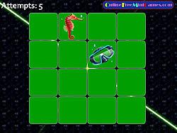 無料ゲームのScuba Diving Matchをプレイ