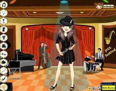 Suzy Saxophone game