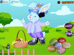 Game Easter Rabbit Dressup