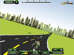 Game Ben 10 Race