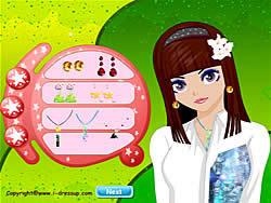 Girl Make-over 7 لعبة