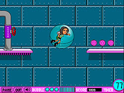 Impossi-bubble Adventures game