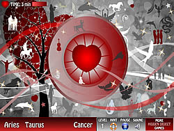 Game Love Horoscope-Hidden Objects