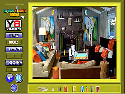 Gioca gratuitamente a Splash Room Hidden Objects
