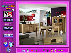 Gioca gratuitamente a Kids Room Hidden Objects
