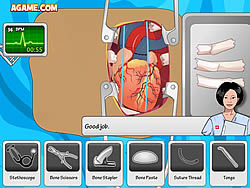 Heart Surgery game