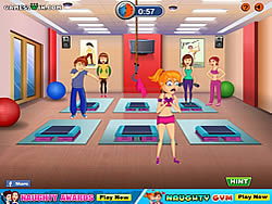 Game Naughty Gym