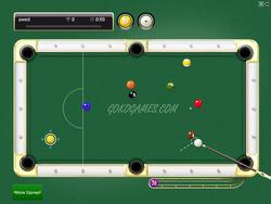 Game Gokogames 8 ball