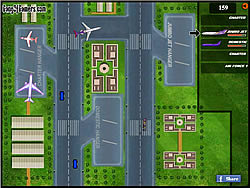 Game Air Traffic Control