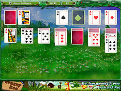 Game Green Solitaire