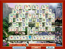 Juega al juego gratis Mahjong Valley in the Mountain