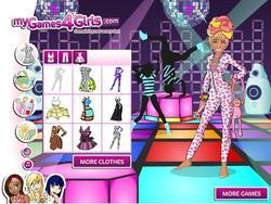 無料ゲームのNicki Minaj Fashion Gameをプレイ