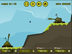 無料ゲームのTank-Tank Challengeをプレイ