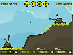 Tank-Tank Challenge παιχνίδι