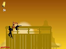 मुफ्त खेल खेलें Run Ninja Run 2