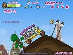 Gioca gratuitamente a Tuk Tuk Bangkok