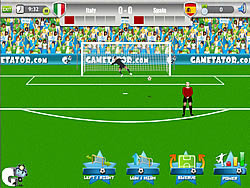 Euro 2012 Free Kick παιχνίδι