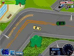 BMW Driving Challenge