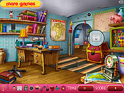 My Sweet Room Hidden Objects