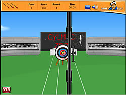 London Olympic Archery