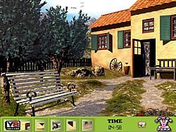 Hidden Spots-Farm House game
