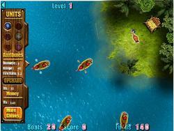 Village Warriors game