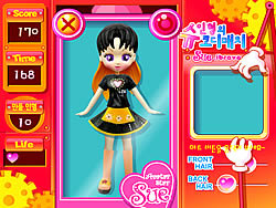 Game Sue Doll Maker