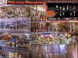 Game Rebecca's Cafe