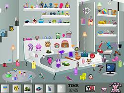 Играть бесплатно в игру Hidden Objects-Bedroom 2