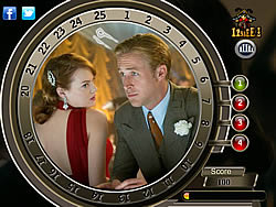 Gangster Squad - Find the Numbers spel