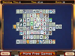 Game Free Mahjong
