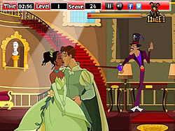 Game Kissing Frog and Princess