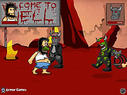 Hobo 6 Hell Game لعبة