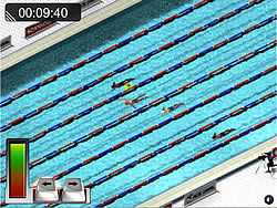 Swimming Race oyunu