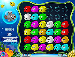 Fish Group игра