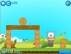 Game piggy landing