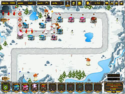 Battle of Antartica Spiel