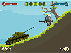 無料ゲームのRussian Tank vs Hitler's Armyをプレイ