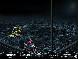 Spiderman Rush 2 game