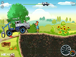 Game Tractors Power Adventure